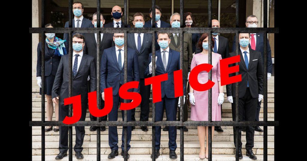 Prvá slovenská žaloba na Medzinárodný trestný súd v Haagu